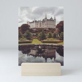 Fairytale Castle Mini Art Print