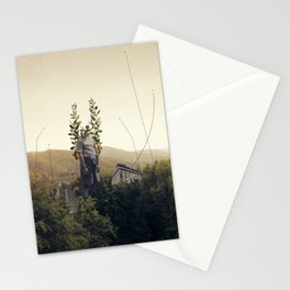 Forest Angel Stationery Cards