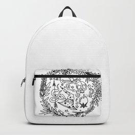 magic wreath Backpack