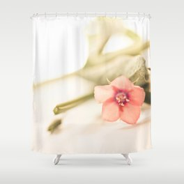 Beautiful origanum flower - Floral Photography #Society6 Shower Curtain
