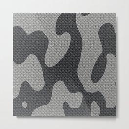 Snakeskino Metal Print
