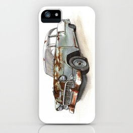 Lexington 55 #4 iPhone Case