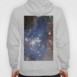Star cluster Trumpler 14 in the Milky Way (NASA/ESA Hubble Space Telescope) Hoody