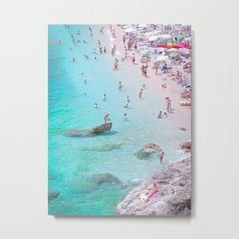 beach II Metal Print