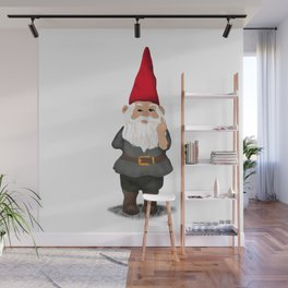 Hangin with my Gnomies - FU Wall Mural