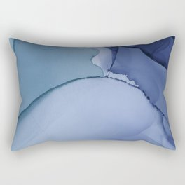 Ocean Ink 3 Rectangular Pillow