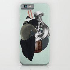 Silhouette d'une Trompeuse iPhone 6s Slim Case