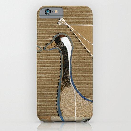 turnalar (cranes) iPhone & iPod Case
