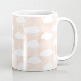 Coral clouds Coffee Mug