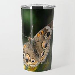 Common Buckeye Travel Mug