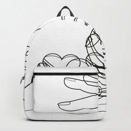 I give you my heart Backpack
