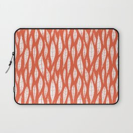 Quail Feathers (Poppy) Laptop Sleeve