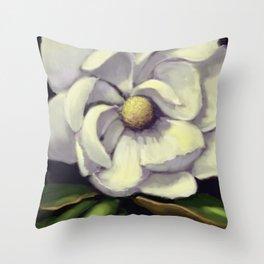 A Cooler Magnolia DP160918a Throw Pillow