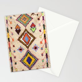 N15 - Oriental Traditional Bohemian Moroccan Artwork. Stationery Cards