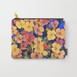 Floral Impression 12191 Carry-All Pouch