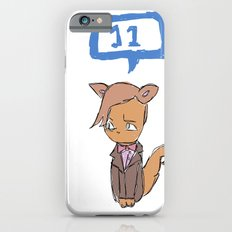 Doctor Meow (11th Doctor) iPhone 6s Slim Case