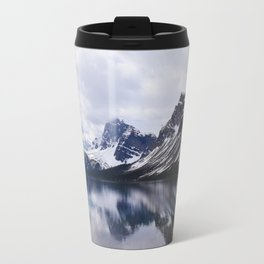 Shot in the Mountains Travel Mug