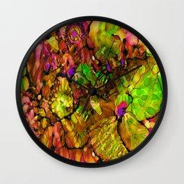 Spring 05 Wall Clock