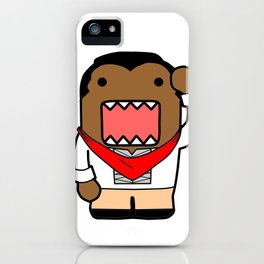 Domo Bonifacio iPhone Case