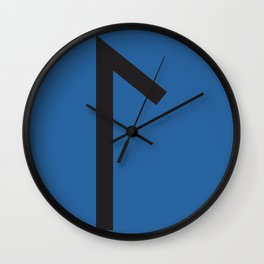Showtasting - Rune 8 Wall Clock