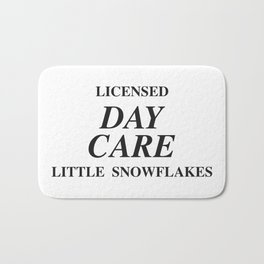 day care Bath Mat