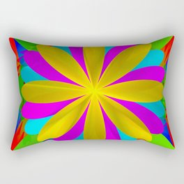 Deception Rectangular Pillow