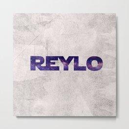 Reylo #1 Metal Print