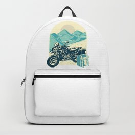 GS 1200 road trip Backpack