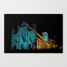 St Albans Cathedral Canvas Print