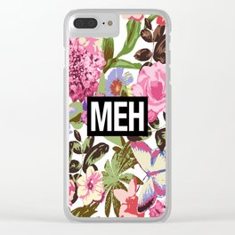 MEH Clear iPhone Case