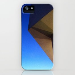 The sky has corners iPhone Case