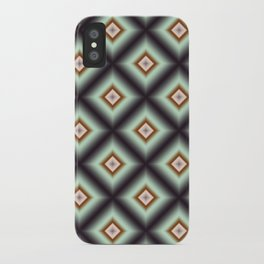 Starry Tiles in atBMAP 03 iPhone Case