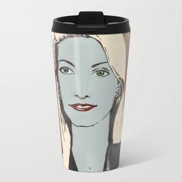 Laura Palmer I Am The Muffin Travel Mug