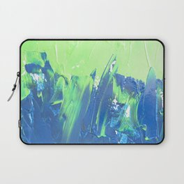 Blue & Green, No. 2 Laptop Sleeve