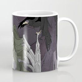Let Your Hair Down Coffee Mug