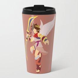 Pit(Smash)Red Travel Mug