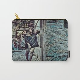 Un Petit Village Français Carry-All Pouch