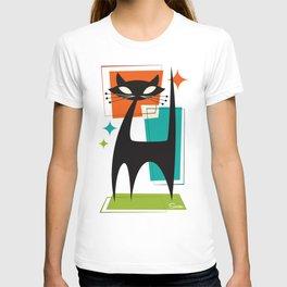 Mister Whiskers T-shirt