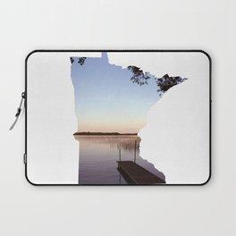 Lake Minnesota Laptop Sleeve