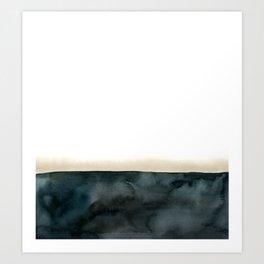 Chunk Art Print