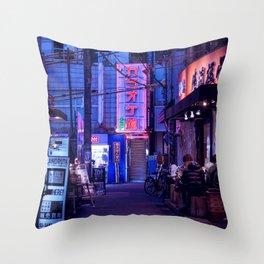 Tokyo 67 Throw Pillow