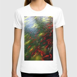 Koi Frenzy T-shirt