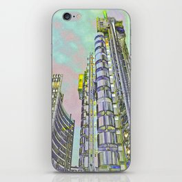 Lloyd's of London Building  iPhone Skin