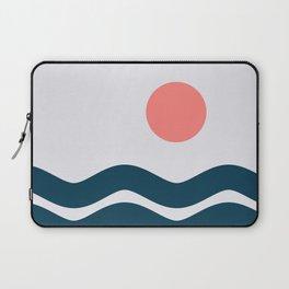 Nautical 06 No.1 Laptop Sleeve
