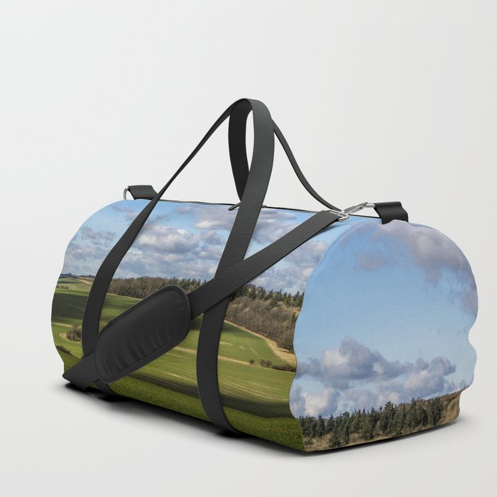 Views of Wiltshire. Duffle Bag