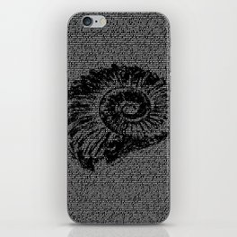 Chaos is Order iPhone Skin