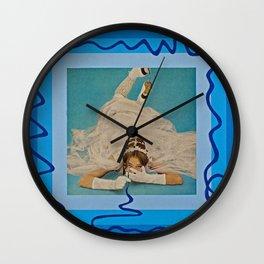 Bride Wall Clock