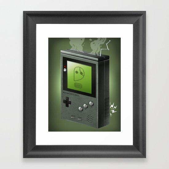 Gamebay Framed Art Print