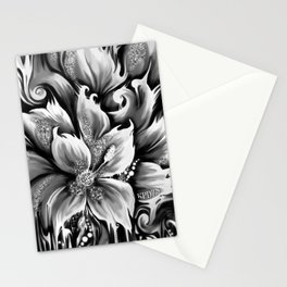 Frontal cortex. Pedals in my mind. Stationery Cards