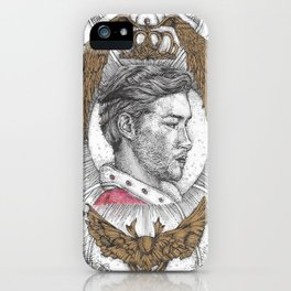 The Royalty iPhone Case